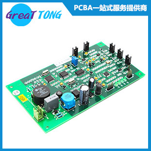 4-layer Controller PCBA
